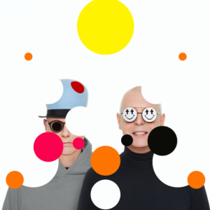PET SHOP BOYS'ILE ON Darth Vader olemas!