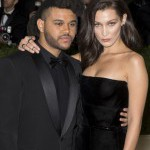 SUPERMODELL BELLA HADID ja The Weekend on lahus