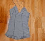 Armani Exchange helehall top S