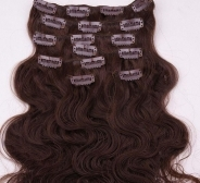 CLIP IN juuksepikendused #2 50cm, 105g REMY laines