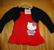 Hello Kitty pluus/ tuunika booleroga