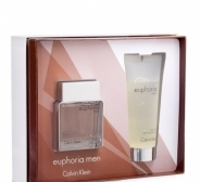 Calvin Klein Euphoria Men komplekt 30 ml edt+100 ml after shave balm