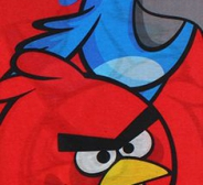 AB1 Angry Birds rõngassall, buff