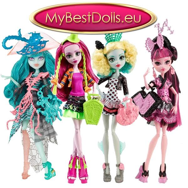 3d1998f2605 Buduaari turg - -35%!!! Väga madal hind. Monster High nukud - Monster High  Exchange Program