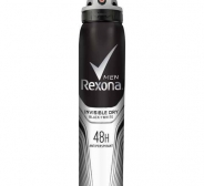 Rexona Deo Sprei Meeste 150 Ml Invisible Black&White