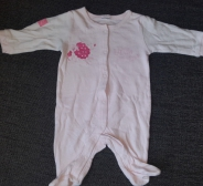 Little princess heleroosa bodysuit s.62