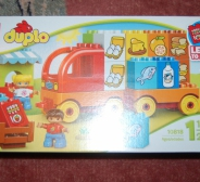 Uus Lego Duplo MY FIRST TRUCK