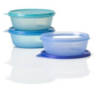 Tupperware kausid 3 x 600 ml