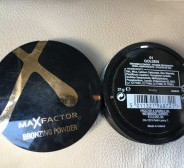 Uus Max Factor bronzing powder