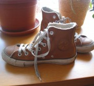 Converse All Stars nahast tennised 35 (22 cm)