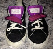 Orig Converse tennised nr 29