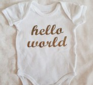 "Body ""hello world"", suurus 50"