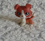 LPS Littlest Pet Shop kolli 1542