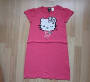 H&M Hello Kitty kootud kleit/tuunika s128