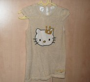 H&M Hello Kitty kleit, s.68
