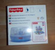 Uus Fisher-Price steriliseerija