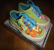 Superga Disney tennised s.26