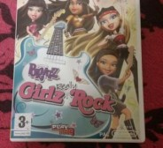 Nintendo WII mäng BRATZ Girls Really Rock