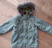 Mothercare parka 12-18m (up to 86cm)