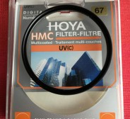 UV filter Hoya 67mm