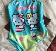 Hello Kitty trikoo, s110-116, 5-6a