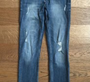 Denim Co skinny teksad nr 164