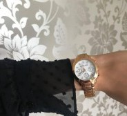 Michael Kors rose gold originaalkell