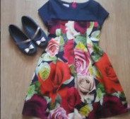 Ted Baker kleit 122 + Crocs C13