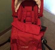 Crescent Comfort duo + Maxi-Cosi Pebble