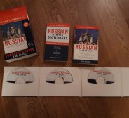 Russian Complete Course basics (3 cd+ raamat)