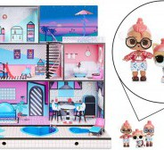 LOL Surprise Big House with New Family, www.MyBestDolls.eu
