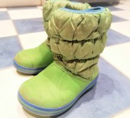 HIND ALL! Crocs Winter Puff Boot s25