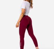 ICIW  Scrunch Tights Wmn - Maroon