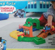 THOMAS&FRIENDS Knapfordi jaam, Fisher-Price