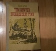 "Mark Twain ""Tom Sawyer & Huckleberry Finn"""