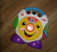 Fisher Price CD mängija