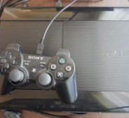 PS3 Müüa Playstation 3 konsool+pult+9 mängu