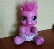 Interaktiivne My Little Pony 24cm