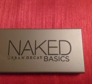 UUS HIND! Urban Decay Naked Basics Palette
