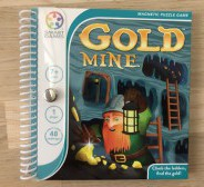 Lauamäng GOLD MINE (brain game)