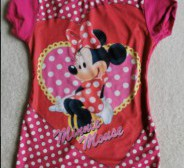 Minnie muse pluus s 122/128