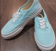 Vans tennised s.29 mint-toonis