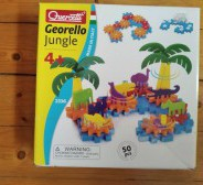 Quercetti Georello Jungle konstruktor