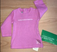 Pluus - United Colors of Benetton SIZE 50 AGE 0/1M