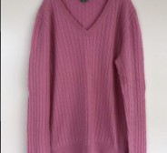100% cashmere of Benetton S